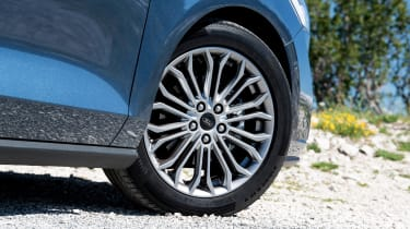 Ford Focus diesel Titanium - wheel