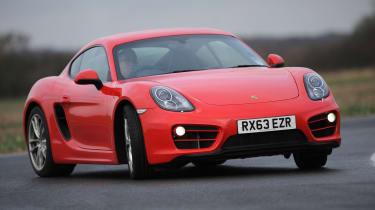 Best cars under £30,000 - Porsche Cayman