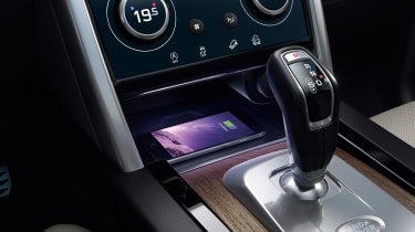 Land Rover Discovery Sport - transmission