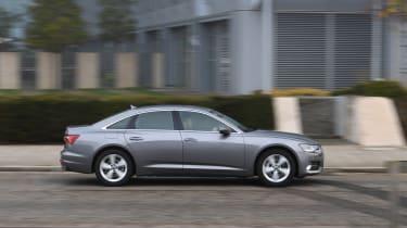 Audi A6 - side shot