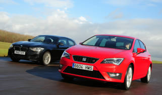 SEAT Leon vs BMW 1 Series