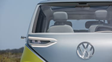 Volkswagen I.D. Buzz concept review - headlight