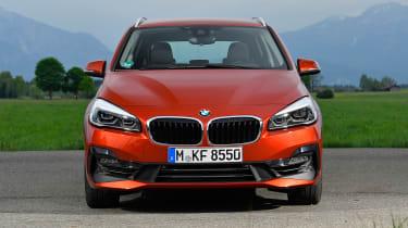 BMW 2 Series Active Tourer facelift - front