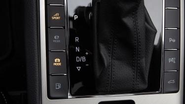 Skoda Superb iV - buttons