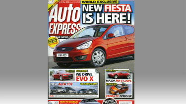 Auto Express Issue 900