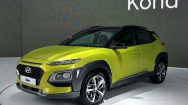 Hyundai Kona - front reveal