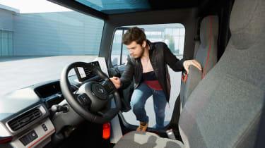 Renault EZ-FLEX - cabin