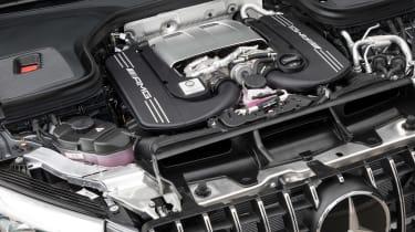 Mercedes-AMG GLC 63 Coupe Edition 1 engine