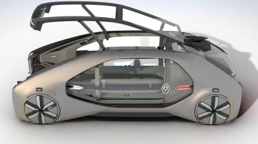 Renault EZ-GO concept - above door open