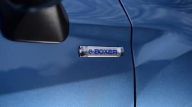 Subaru Forester e-Boxer - e-Boxer badge