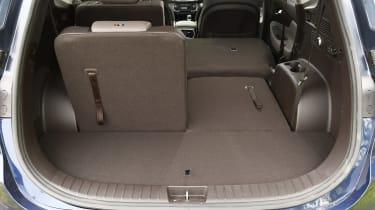 Hyundai Santa Fe - long-term first report boot