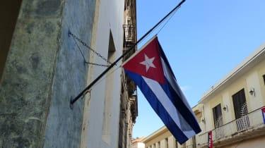 Cuba feature - Cuban flag