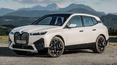 BMW iX - front static