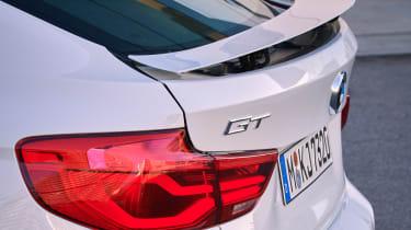 BMW 340i GT - spoiler up
