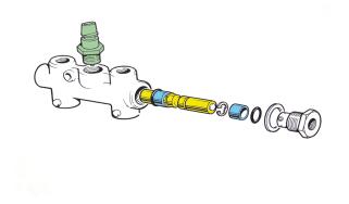 PDWA valve rebuild