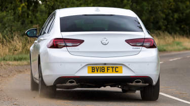 Vauxhall Insignia Grand Sport - rear action