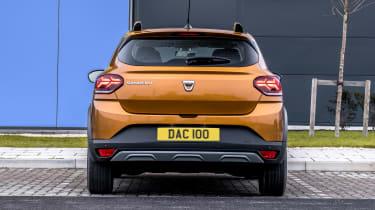 Dacia Sandero Stepway - full rear