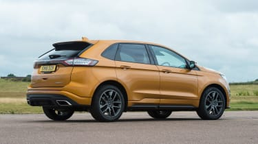 Used Ford Edge - rear
