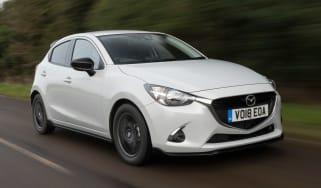 Mazda 2 Sport Black - Front