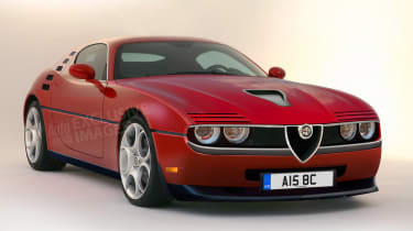 Alfa Romeo Montreal - Most Wanted Cars 2