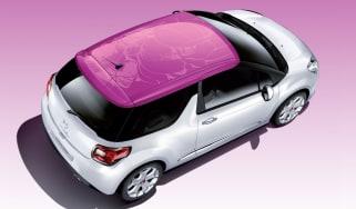 Pink Citroen DS3