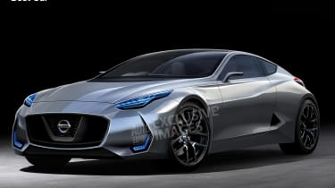 Nissan Z-Car concept - Tokyo 2017