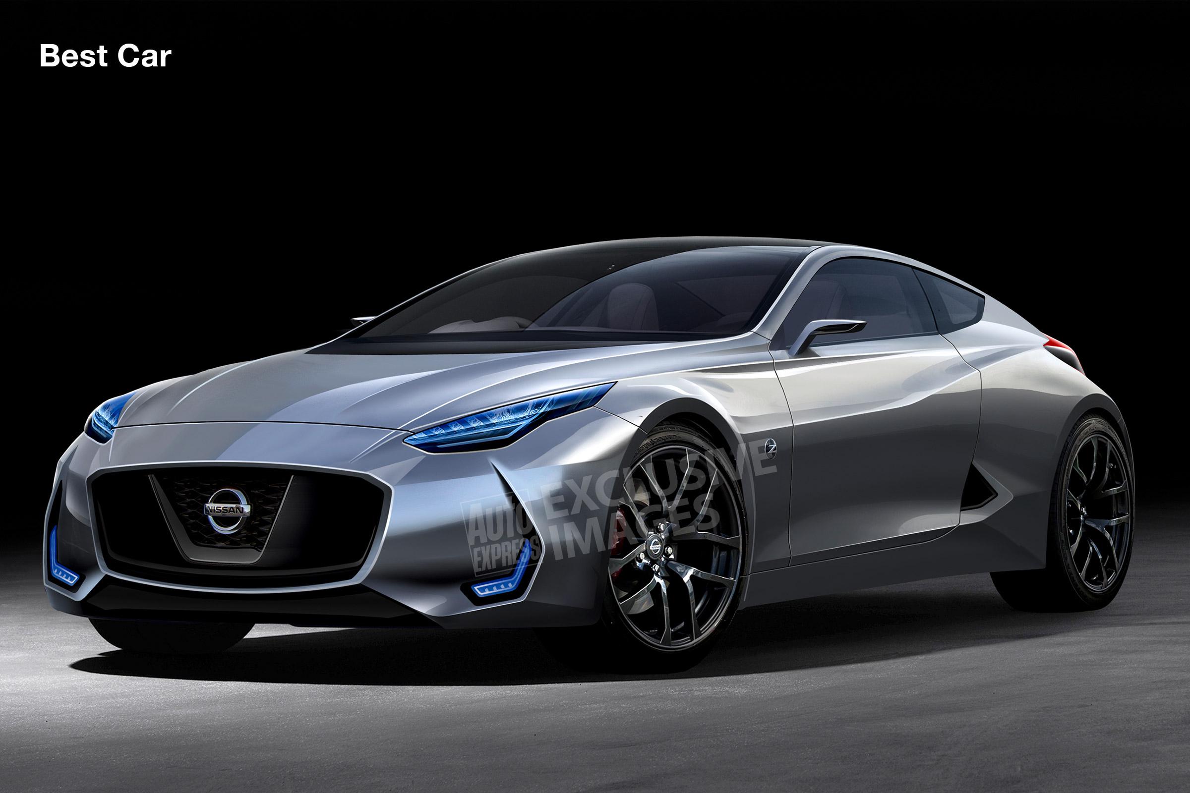 nissan z35 concept tokyo 370z 400z render motor cars release date interior gt 2400 appear go visit club autoexpress
