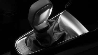 DS 3 hatchback and Cabrio - auto gearlever