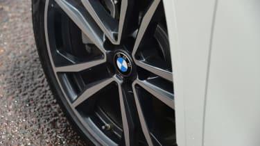 BMW X2 - wheel details