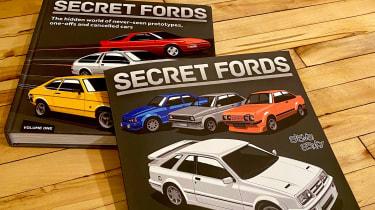 Secret Fords uncovered