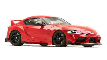 Toyota Supra Heritage Edition - front