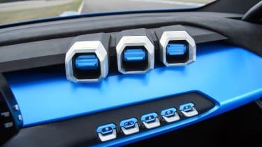 Renault ZOE E-Sport concept - interior