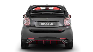 Brabus 92R - full rear
