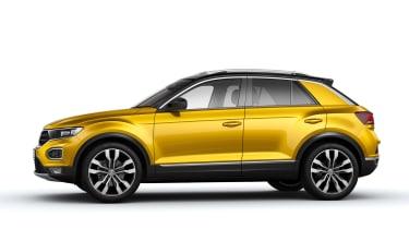 Volkswagen T-ROC - official side