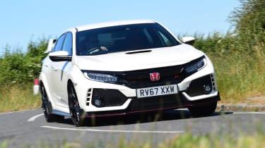 Honda Civic Type R - front
