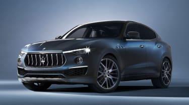 Maserati Levante Hybrid - front studio