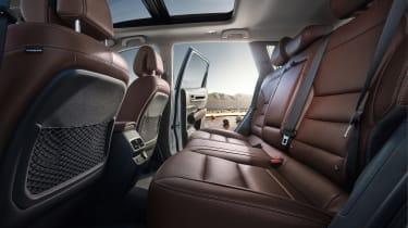 Renault Koleos - interior