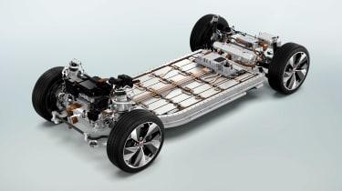 Jaguar I-Pace - powertrain