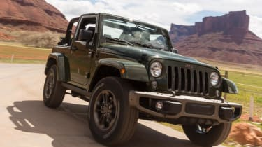 Best motoring features 2016 - Jeep's birthday