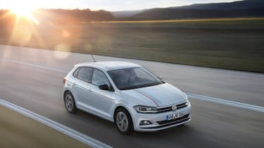New Volkswagen Polo Beats - front panning