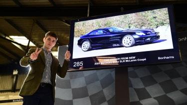 Bonhams Auction - SLR