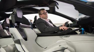 Peugeot Instinct concept - John McIlroy