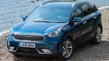 A to Z guide to electric cars - Kia Niro