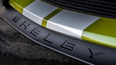 Ford Mustang Shelby GT500 - splitter