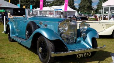 Salon Prive 2016 Rolls-Royce Phantom II Continental 1934