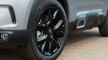 Citroen C5 Aircross Black Edition - wheel