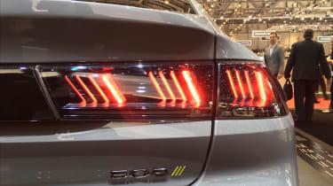 Peugeot 508 Sport Engineered concept lights