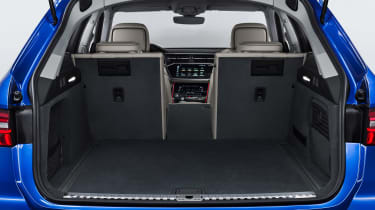 Audi A6 Avant - boot