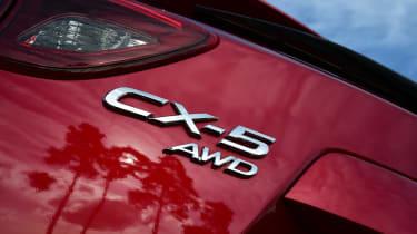 Mazda CX-5 - badge