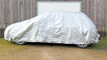 Maypole Breathable Water Resistant Car Cover fits Toyota Hilux